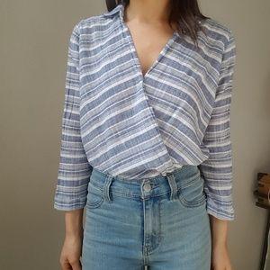 Hollister Surplus blouse